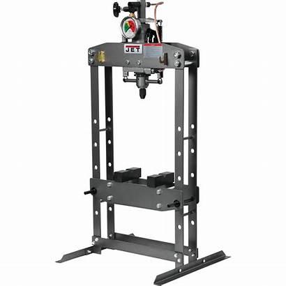 Press Hydraulic Ton Jet Hp 5a Tools