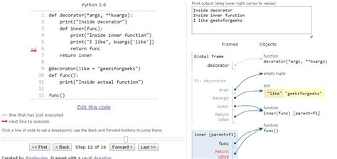 Decorators In Python - decorators with parameters in python geeksforgeeks