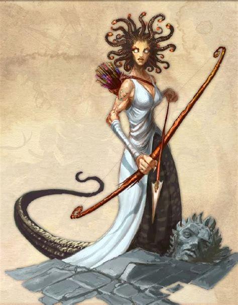 Gorgon - Warriors Of Myth Wiki