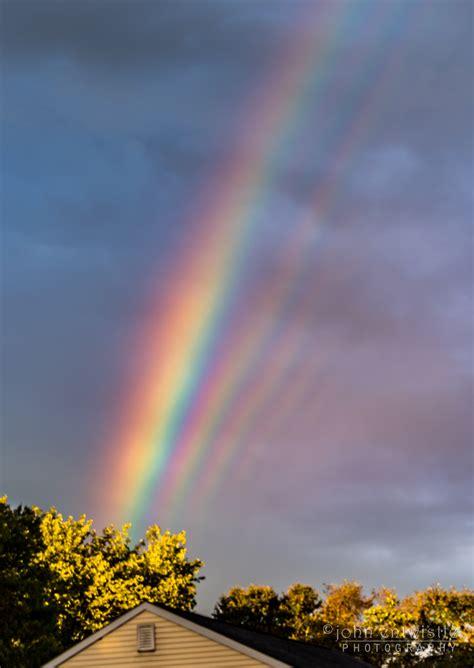 Apod October Supernumerary Rainbows Over New Jersey