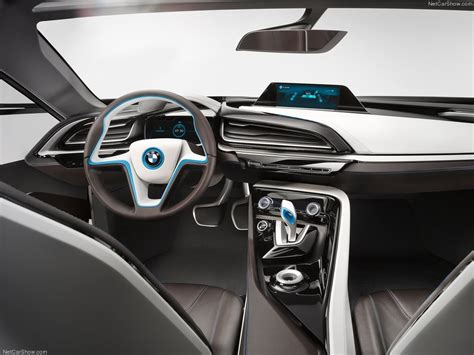 The Gallery For --> Bmw I8 Concept Interior