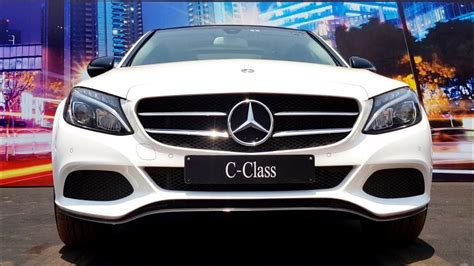Are you looking to buy used mercedes benz cars in delhi, india? Mercedes-Benz C 220d | 'Edition C' | Walkaround | Price | Mileage | Features | Specs - YouTube