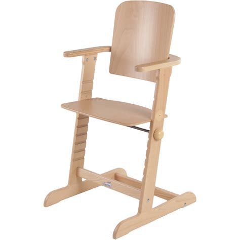 chaise haute ou rehausseur chaise haute b 233 b 233 family naturel de geuther en vente chez cdm