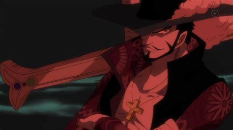 Mihawk Dulacre One Piece (anime) Wallpaper (#337016