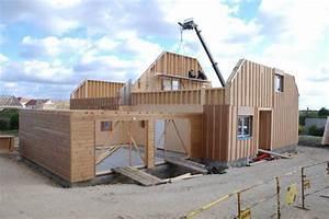 renovation thermique et construction a ossature bois bbc With site de construction de maison