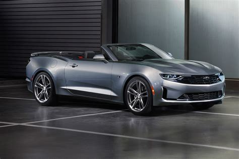 Refreshed 2019 Chevrolet Camaro Revealed In The Us