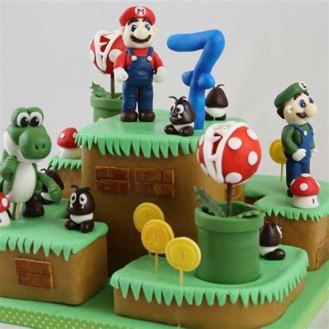mario geburtstag mario torte cake mario cakes in 2019 mario