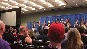 PRE-POST ANTHROPOLOGY 6 • BronyCon 2017 - YouTube