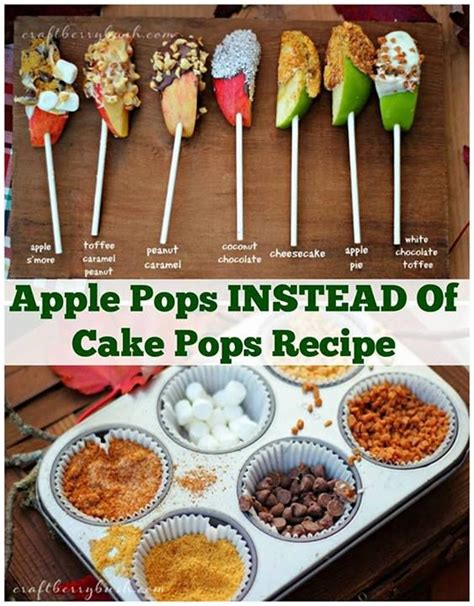 Need Great Snack Ideas For The Kids Make Your Own Apple