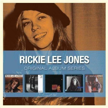 Original Album Series [Box] by Rickie Lee Jones (CD, Mar ...
