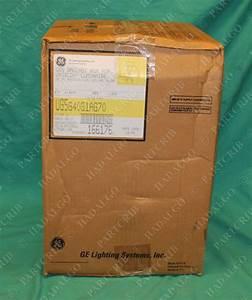 Ge General Electric Ug5g40s1ag70 Ug5 Ballast Asm For Uniglow Luminaire 120v New