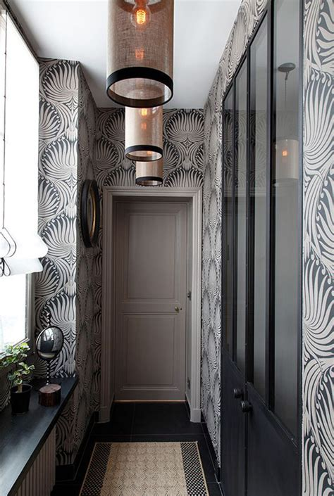pinterest  idees pour decorer  couloir deco idees