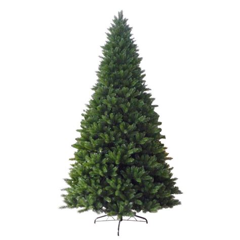 huge 12ft green artificial pine commercial christmas tree