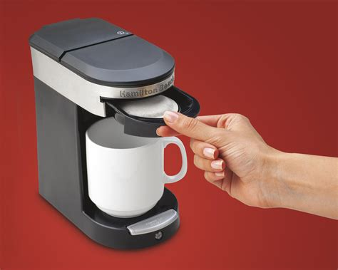 Hamilton Beach 49970 Personal Cup One Cup Pod