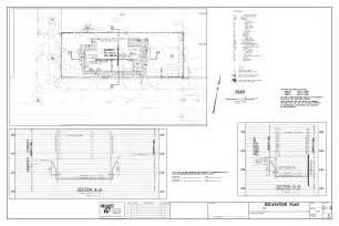 blueprints of homes civil engineering drawing plans civil building plan