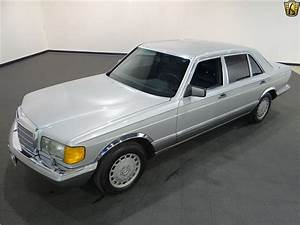 1987 Mercedes 420sel For Sale