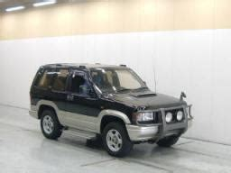 how can i learn about cars 1994 isuzu trooper spare parts catalogs isuzu bighorn 3 1 diesel 1994 used for sale