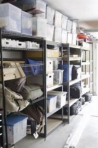 Simply, Done, Custom, Wall, Of, Garage, Shelving