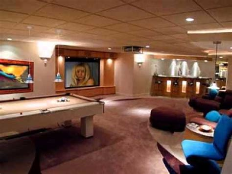 Cool Game Room Ideas Youtube