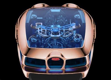 Joined by bugatti, the jacob & co. The Jacob & Co Bugatti Chiron Tourbillon is as OTT as the hypercar - AutoBuzz.my