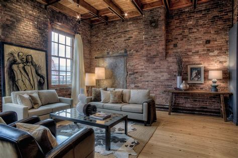 Apartment With Loft Seattle by Pioneer Square Loft With Views Brick And Ceilings