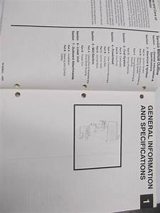 1994 Mercury Mariner Outboard Service Manual 50 Hp 4