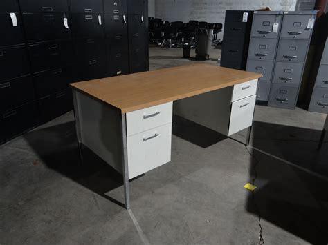 used metal desk used desks office furniture warehouse