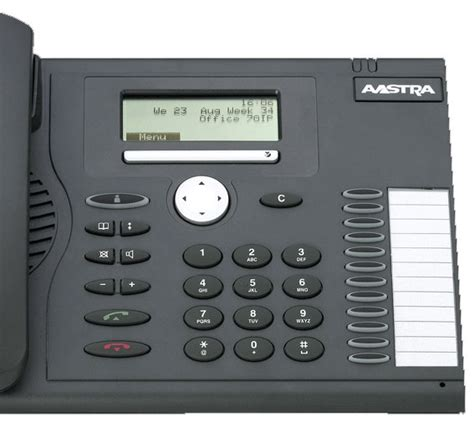 Aastra Telephony  Products  Desk Phones