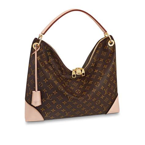 berri mm monogram canvas handbags louis vuitton