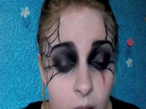 maquillage tutoriel serie toile d araign 233 e