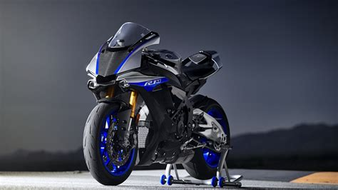 Wallpaper Yamaha YZF R1M 2018 HD 4K Automotive / Bikes