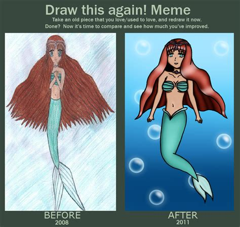 Little Mermaid Memes - mermaid meme by tairaxtorixyori on deviantart