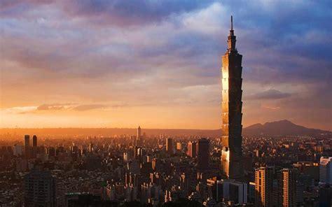 Hd Sunrise On Taipei Taiwan Wallpaper  Download Free 71606