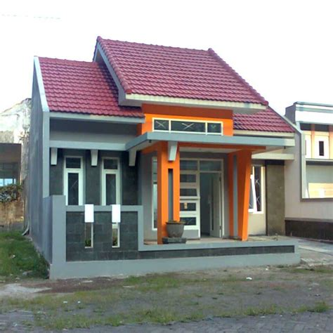 desain warna rumah minimalis type  godeanwebid