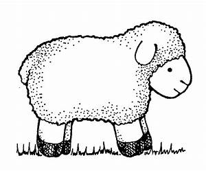 Sheep clipart black and white images 2 - Cliparting.com