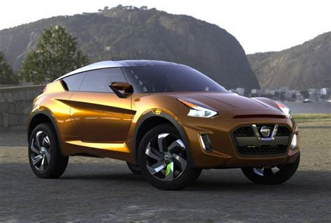 Nissan Crossover by Wordlesstech Nissan Extrem Crossover