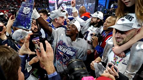 relive patriots super bowl victory    micd