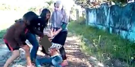 alasan anak petani tak berani lapor polisi usai dikeroyok