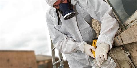 asbestos removal loose fill asbestos insulation