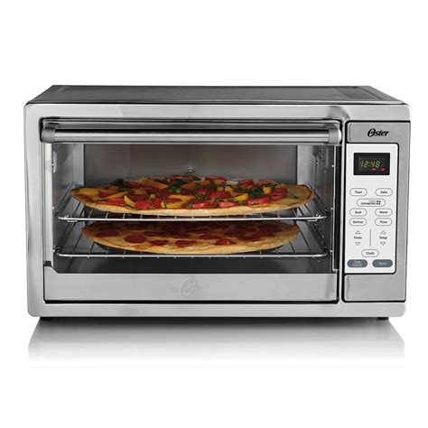How To Use A Convection Toaster Oven by Oster 174 Designed For Large Convection Toaster