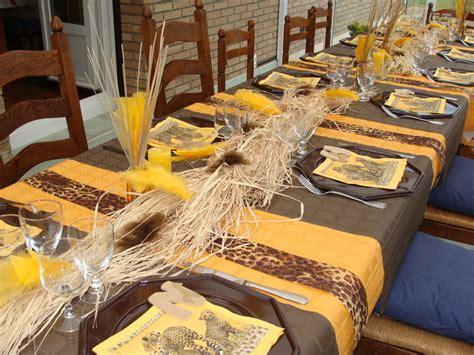 decoration table anniversaire  ans homme