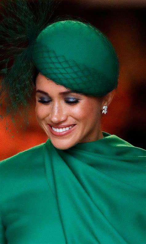 Каким на самом деле был первый брак меган маркл? Meghan Markle steps out for last royal duty with bold eyeshadow