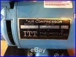 itt pneumotive lgh   air compressor pump air