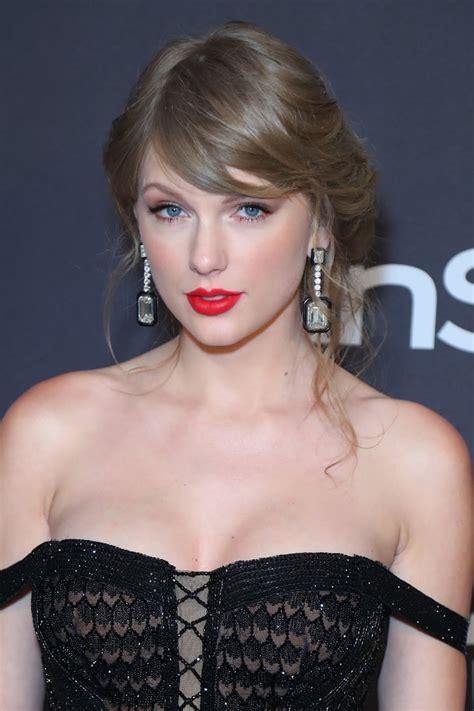 Taylor Swift at the 2019 Golden Globes | POPSUGAR ...