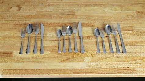 flatware sets rated