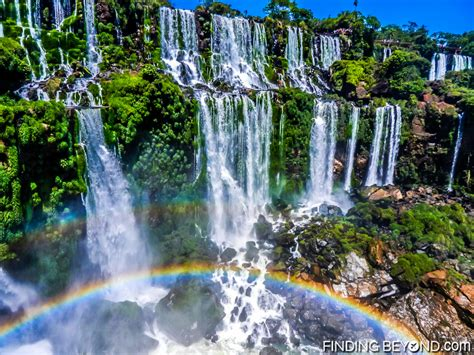 Iguazu Falls Argentina Vs Brazil Which Side Is Better