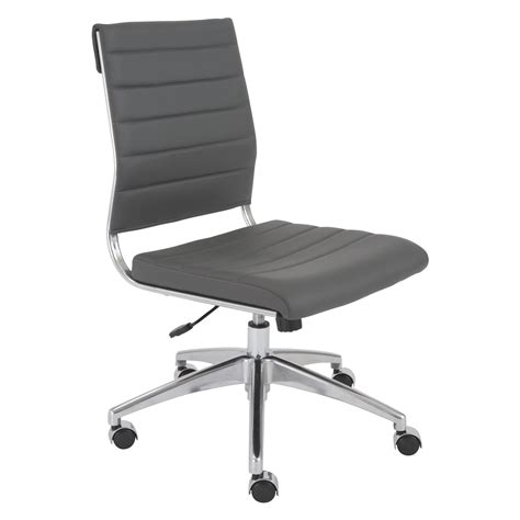 high back armless office chairs images