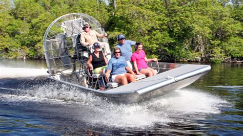 fan boat new orleans everglades airboat tour captain jack s airboat tours