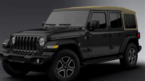 whats    jeep wrangler engines exterior