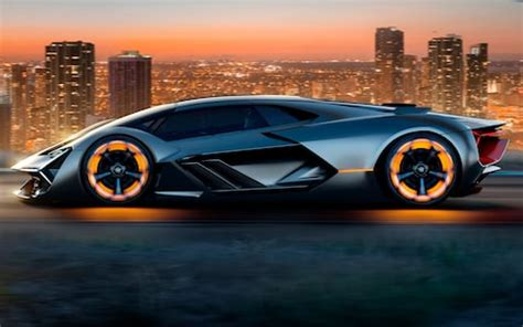 Car Photo by Lamborghini Creates World S Self Healing Sports Car